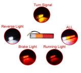 Tipo indicatori luminosi poco costosi di Tailer del camion di alta qualità di 12V LED per il fanale posteriore degli indicatori luminosi posteriori dell'automobile delle lampade dell'automobile che inverte gli indicatori luminosi correnti di girata del freno