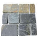 Qualitäts-Straßenbetoniermaschine-Stein-Basalthainan-schwarzer Lava-Stein-Antibeleg-Basalt