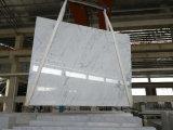 Het goedkoopste Witte Witte Marmer van het Bieslook van de Kleur Marmeren