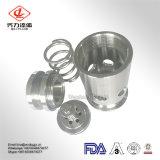 Válvula caliente del respiradero de las guarniciones del acero inoxidable 304/316L de la venta