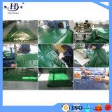 La bâche de protection imperméable à l'eau personnalisée couvre PVC Tarps