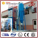 Sistema di accumulazione di polvere della caldaia della biomassa del carbone del gassificatore della pianta dell'asfalto