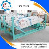 Granulierer, die Screening-Maschinen-Reinigungs-Maschine vibrieren