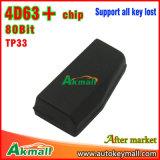 TP33 4D63+ 80bit ID83 для ключа автомобиля Mazda Ford