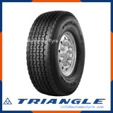 11R22.5 12R22.5 11r24,5 Triangle PONTO DE ALTA QUALIDADE ECE pneus de camiões de Rótulo DA UE