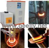 Calentador de inducción muy rápido de la soldadora de la velocidad de la calefacción para el cobre que cubre con bronce 7-70kw