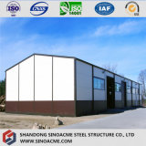 Piccola costruzione d'acciaio per elaborare workshop
