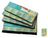 계약 색깔 유일한 기하학 패턴 실크 스카프