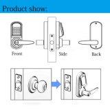 Acesso remoto inteligente Digital fechadura de porta Bluetooth fechadura da porta de aplicativo do smartphone para home office e Apartamento