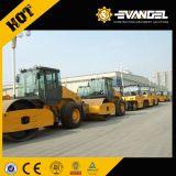 Rodillo doble de acero de la vibración del tambor del rodillo de camino de Changlin de 12 toneladas