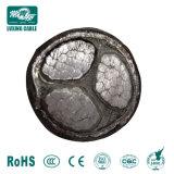 Aluminiumlegierung-Energien-Kabel der Niederspannungs-Yjlhbv22