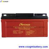 Batteria profonda del gel del ciclo della batteria dell'UPS di Cspower VRLA 12V 70ah