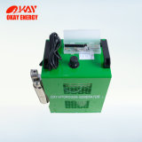 Kleine bewegliche Oxyhydrogenflamme-Poliermaschine des generator-Oh100