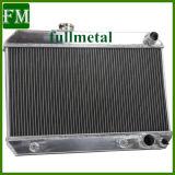 Riga 3 tutto il radiatore di alluminio per Buick Skylark 1962-63