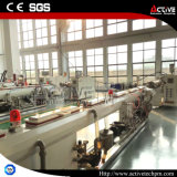 Ligne/machine d'extrusion de pipe de PE/PVC