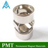 N42 de Permanente Magneet D50.8 van de Ring van de dun-Muur met Neodymium