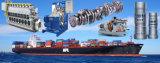 Двигатель корабля двигателя мотоцикла цены генератора морского двигателя тепловозный