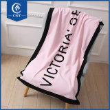 Do algodão da alta qualidade de Digitas da impressão toalha 100% de praia