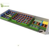 Scherzt Produkt-Liste 2017 Spiel-Trampoline-Park für Innenvergnügungspark
