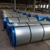 La perfezione laminato a freddo lo strato d'acciaio tuffato caldo della bobina galvanizzato l'acciaio del rullo della galvanostegia per costruzione