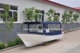 De Boot van de Passagier FRP van de Vissersboot van de Glasvezel van Liya 25FT met de Luifel van de Hardtop