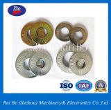 Les pièces de machinerie25-511 Dent côté unique de l'enf les rondelles de blocage avec la norme ISO