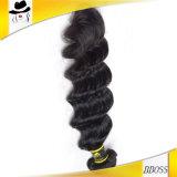 Cheveu 7A brésilien de bonne qualité tissant plus populaire
