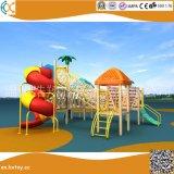 Lieferungs-Entwurfs-im Freienspielplatz-Gerät für Kinder Hx2501e