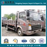 HOWO 3.5 toneladas del carro ligero 4X2 de carro del cargo