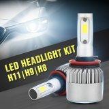 LED 차 헤드라이트를 위한 S2 H8 H9 H11 옥수수 속