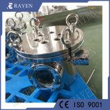 SUS304か316Lステンレス鋼の磁気管のインライン磁気フィルター