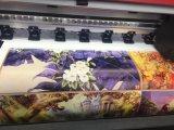 Xuli 1.8m Eco solvente Impresora con cabezales Xaar doble1201