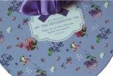 De Verpakking van het Voedsel van het Document van het Vakje/van de Buis Roud van de Gift van het Huwelijk van het suikergoed