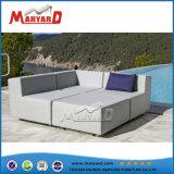 Diseño simple estructura al aire libre muebles Sofa