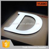 Персонализированное напольное водоустойчивое светящее акриловое письмо алфавита