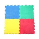Motif de feuilles d'Interverrouillage Flooring Kids Puzzle tuile en mousse EVA