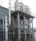 10000kg/h pour les produits laitiers de l'évaporateur à circulation forcée et de ligne de traitement de jus de fruits