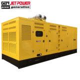 50Hz un rendimiento estable Tráiler diesel silencioso 113kVA 188kVA 225kVA