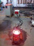 35kw de Smeltende Oven met geringe vervuiling van de Inductie van het Laboratorium met Video