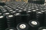Roda de borracha pneumática do Wheelbarrow do caminhão de mão 3.50-4 para o carro
