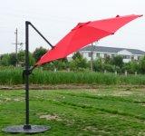 Patio-Regenschirm-hängender Regenschirm-im Freienmarkt-Offsetregenschirm