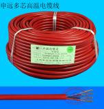 Ygc 2 Kern-Silikon-Kupfer-multi Strang-rundes flexibles Kabel