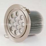 Luce/Downlight/alto potere LED (AEL-136-12 12*1W) del LED