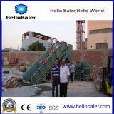 7-10 тонн гидравлический Полуавтоматический бумажных отходов пресс-подборщика