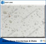 SGS & 세륨 증명서 (단 하나 색깔)를 가진 건축재료를 위한 인공적인 석영 돌