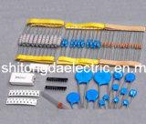 Resistor de película del carbón/resistor de película metálica/resistor de desviación termal