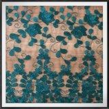 服の優雅な網の刺繍のレースのためのテュルの刺繍のレース