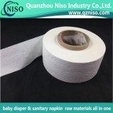 Papel absorvente Sumitomo Sap para almofadas sanitárias