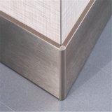 Уравновешивание угловойого протектора плитки нержавеющей стали соединяет l форму