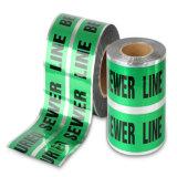 試供品の使用できるブラウンの地下の探索可能な注意テープ
